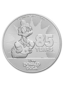 Niue 2019  Donald Duck  Silber 1 oz
