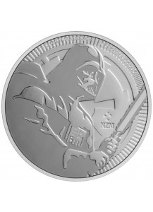 Niue 2020  Darth Vader - Star wars  Silber 1 oz