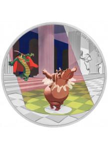 Niue 2020  Der Tanz der Stunden  - 80 Jahre Fantasia  Silber 1 oz