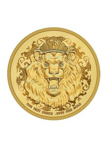 Niue 2020  Roaring Lion Gold 1 oz PP  Truth Serie