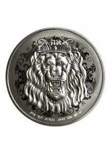 Niue 2020  Roaring Lion  Truth Serie Silber 1 oz