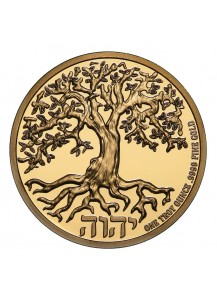 Niue 2020  Tree  of  Life   Truth Serie  Gold 1 oz