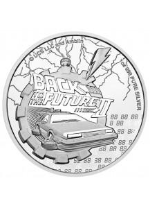 Niue 2021 Zurück in die Zukunft - Back in the future Silber 1 oz