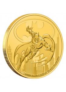Niue 2021  Batman  DC Comic Serie   Gold 1 oz