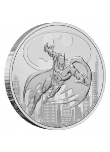 Niue 2021  Batman  DC Comic Serie   Silber 1 oz