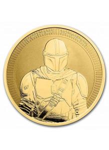 Niue 2021 THE MANDALORIAN - Star Wars Gold 1 oz