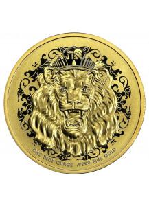 Niue 2021  Roaring Lion Gold 1 oz PP  Truth Serie
