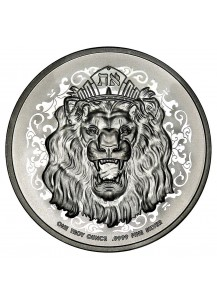 Niue 2021  Roaring Lion  Truth Serie Silber 1 oz