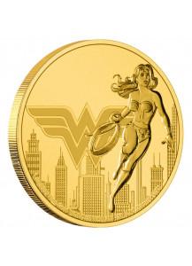 Niue 2021  WONDER WOMAN - Gold 1 oz
