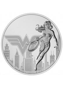 Niue 2021  WONDER WOMAN - Silber 1 oz