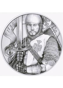Österreich 2019  825 Jahre Münze Wien  Silber 1 oz Leopold V.