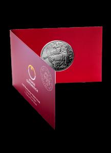 Österreich 2019  825 Jahre Münze Wien  Silber 1 oz ROBIN HOOD COINCARD
