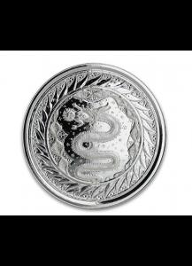 Samoa 2020 Serpent of Milan  Silber 1 oz
