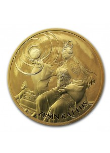 Südkorea 2020  RATTUS - The Twelve Guardians Gold 1 oz