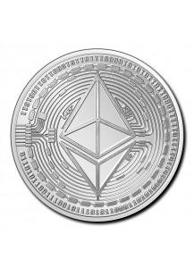Tschad 2020  Crypto Etherium Silber 1 oz