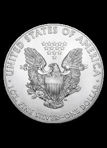 USA  2020  Silver Eagle  Silber 1 oz