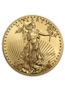 USA 2020   American Eagle   Gold 1 oz